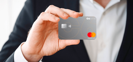 C6 bank cartão de crédito