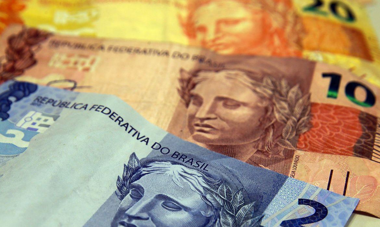 Moeda Nacional, Real, Dinheiro, notas de real - Foto: Marcello Casal Jr.